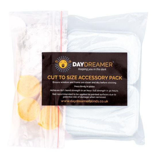 """Picture of Daydreamer """"Cut to Size"""" Blackout Blind Accessory Pack"""